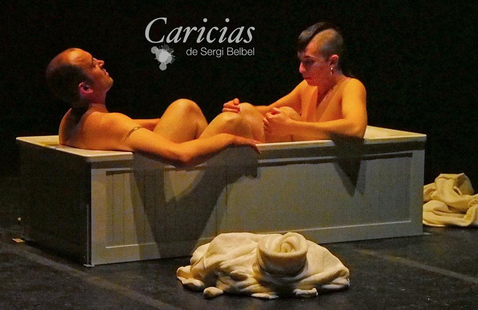 Caricias, de Sergi Belbel