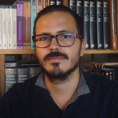 Mg. Mateo Navia Hoyos